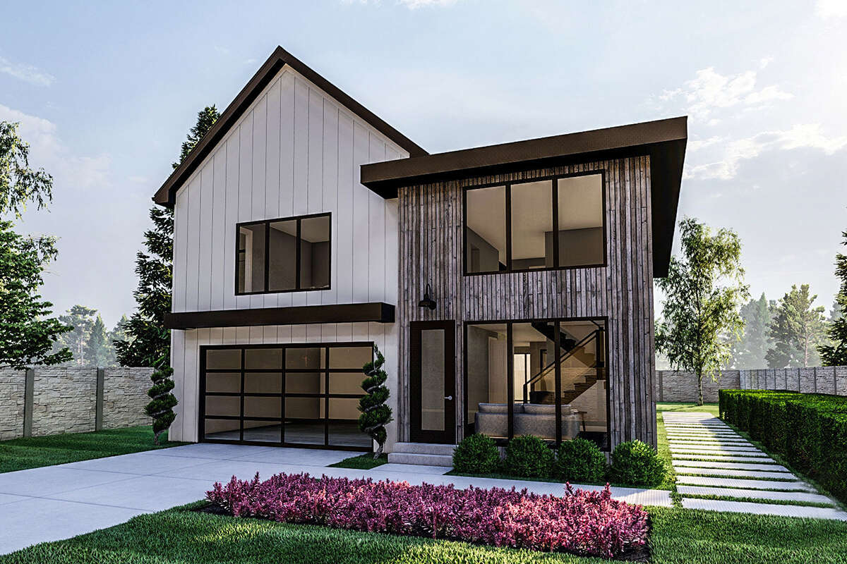 5 Beautiful Modern Farmhouse Plans to inspire you